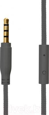 Наушники-гарнитура Acme Saturn 875162 / HA08G (серый)