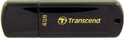 Usb flash накопитель Transcend JetFlash 350 4GB (TS4GJF350)