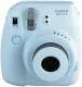 Фотоаппарат с мгновенной печатью Fujifilm Instax Mini 8 (голубой) -