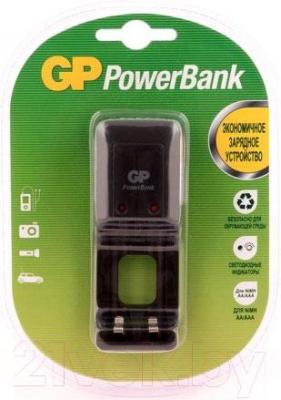 Зарядное устройство для аккумуляторов GP Batteries PB330GSW270BY-2UE2