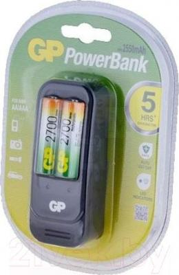 Зарядное устройство для аккумуляторов GP Batteries PB560GS270-2UE2