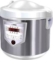 Мультиварка Lumme LU-1444 (белый/сталь) -