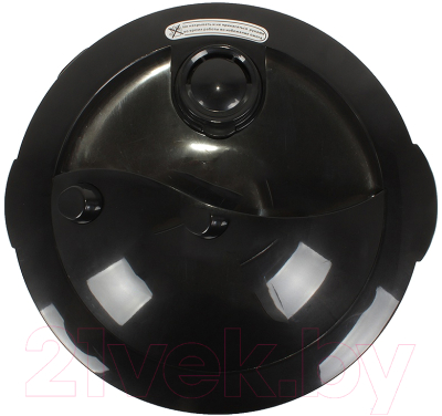 Мультиварка Lumme LU-1444 (черный/красный) - вид сверху