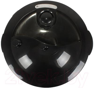 Мультиварка Lumme LU-1446 (черный/красный) - вид сверху