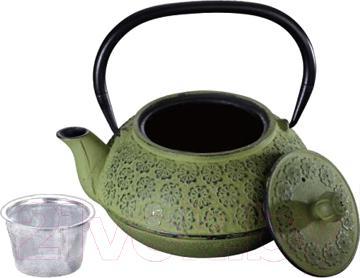 Заварочный чайник Peterhof PH-15624 (зеленый)