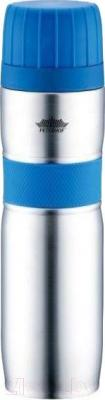 Термос для напитков Peterhof PH-12420-9 (синий)