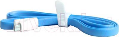 Кабель USB SmartBuy iK-12m (голубой)