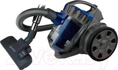 Пылесос Vitek VT-1895 (синий) - синий с черными элементами/цвет уточняйте при заказе