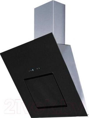 Вытяжка декоративная Ciarko SNPT 60 Luxe (нержавеющая сталь)