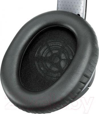 Наушники-гарнитура Sony MDR-ZX770AP (черный) - амбушюра