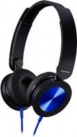 Наушники Panasonic RP-HXS220E-A (черно-синий) -