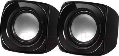 Мультимедиа акустика Sven 120 (черный) - общий вид