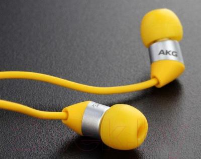 Наушники AKG K323XS (желтый)