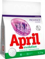 Стиральный порошок April Evolution Evolution Provence (1.5кг) -