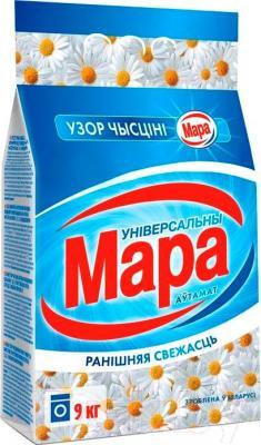 Стиральный порошок Мара Узор Чысцiнi Утренняя свежесть (9кг, автомат)