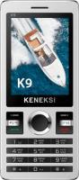 Мобильный телефон Keneksi K9 (серебристый) -