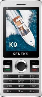 Мобильный телефон Keneksi K9 (серебристый)