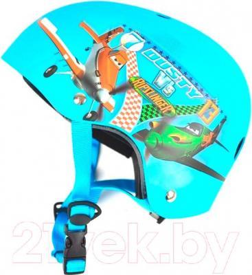 Защитный шлем Powerslide Allround Dusty S-M (901546) - общий вид