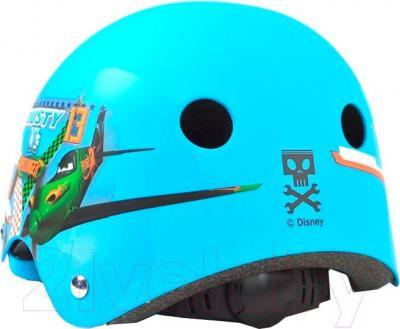 Защитный шлем Powerslide Allround Dusty S-M (901546) - вид сзади