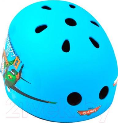 Защитный шлем Powerslide Allround Dusty S-M (901546) - вид спереди