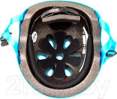 Защитный шлем Powerslide Allround Dusty S-M (901546) - вид снизу
