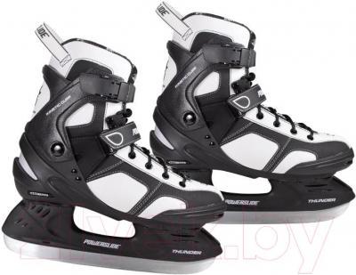 Коньки хоккейные Powerslide Thunder 902139 (размер 43)