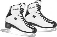 Коньки фигурные Powerslide Elegance 902149 (размер 41, черно-белые) -