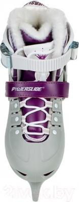 Коньки раздвижные Powerslide Phizion 1 Girls 902156 (размер 37-40)