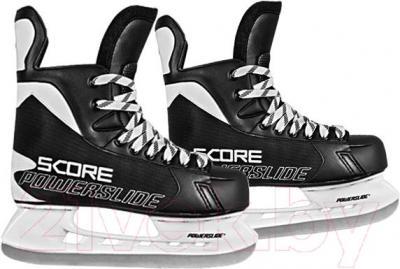 Коньки хоккейные Powerslide Score 902184 (размер 46)