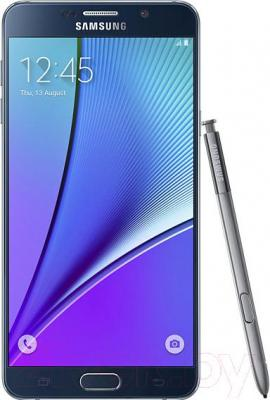 Смартфон Samsung Galaxy Note 5 / N920 (черный сапфир, 64Gb)