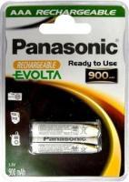 Аккумуляторы AAA Panasonic HHR-4XXE/2B -