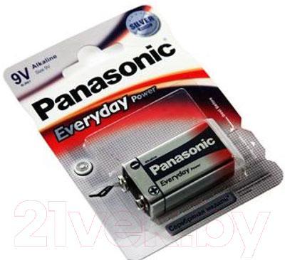 Батарейка PP3 (Крона) Panasonic 6LR61REE/1BR