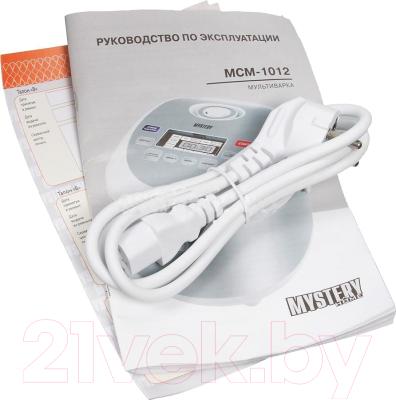 Мультиварка Mystery MCM-1012 - документы и кабель