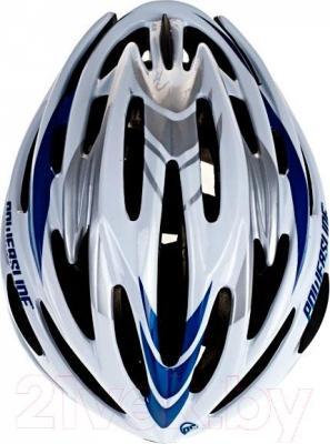 Защитный шлем Powerslide Fitness Basic L-XL 903128 - вид сверху