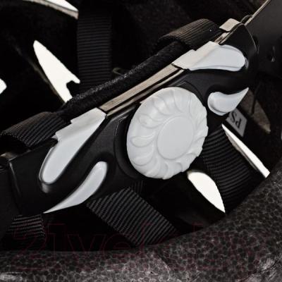 Защитный шлем Powerslide Fitness Basic L-XL 903128 - клапан регулеровки