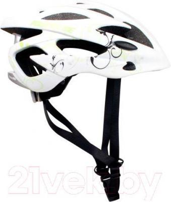 Защитный шлем Powerslide Fitness Pro Pure 2012 L-XL 903130 - вид сбоку
