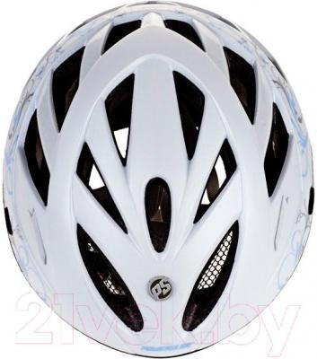 Защитный шлем Powerslide Phuzion Pure L-XL 903133 - вид сверху