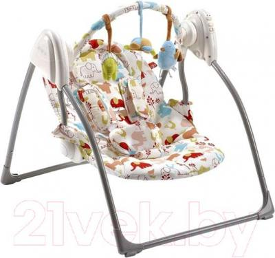 Качели для новорожденных Geoby QQ502 (J286)