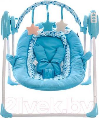 Качели для новорожденных Geoby QQ502 (SHB)