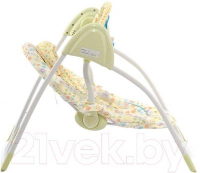 Качели для новорожденных Geoby QQ502 (WKLN)