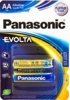 Батарейки АА Panasonic LR6EGE/2BP (2шт) -