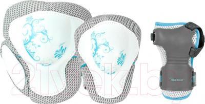 Комплект защиты Powerslide Pro Air Pure 2013 S 903169 - общий вид