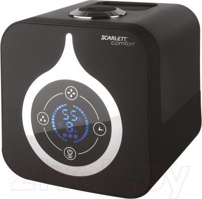 Ультразвуковой увлажнитель воздуха Scarlett SC-AH986E03 (черный)