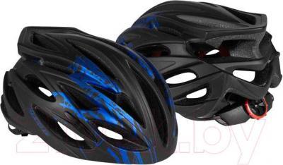 Защитный шлем Powerslide Fitness Pro Man 2015 L-XL 903204 - общий вид