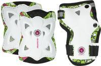Комплект защиты Powerslide Kids Pro Butterfly XS 906012 -