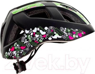 Защитный шлем Powerslide Pro Girls 2013 XS-S 906014 - вид сбоку