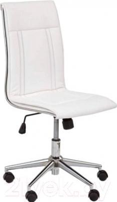 Кресло офисное Halmar Porto (белый)