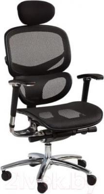 Кресло офисное Halmar President (черный)