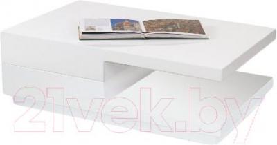 Журнальный столик Halmar Montana (белый)