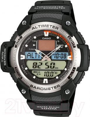 Часы мужские наручные Casio SGW-400H-1BVER